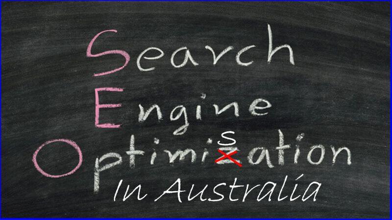 SEO In Australia